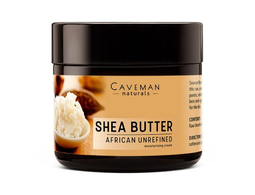 Caveman Naturals Organic Unrefined Shea Butter in India