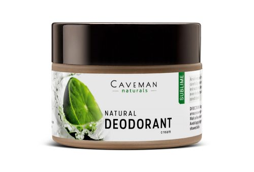 Caveman Naturals Natural Deodorant (Sublime) in India